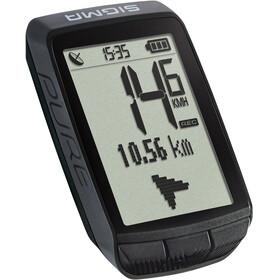 SIGMA SPORT Pure GPS Komputer, black